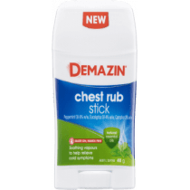Demazin Chest Rub Stick 40g