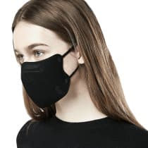SoomLab Hyper Purifying Breathing Face Mask Black Single