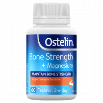 Ostelin Bone Strength + Magnesium 60 Tablets