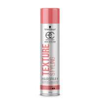 Schwarzkopf Extra Care Texture Styling Hairspray 250g