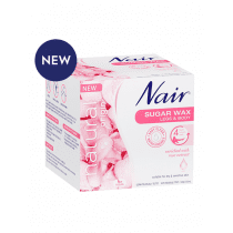 Nair Natural Origin Sugar Wax 508g
