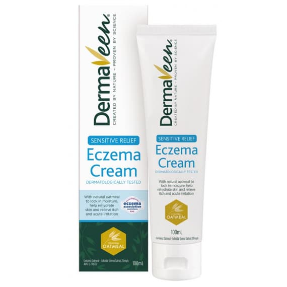 Dermaveen Sensitive Relief Eczema Cream 100ml