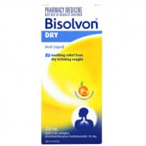 Bisolvon Dry Cough Liquid 200ml