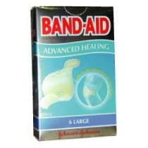 Band-Aid Advanced Healing Large 6 Pack