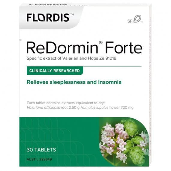 Flordis ReDormin Forte 30 Tablets
