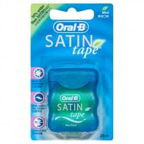 Oral-B Satin Tape Mint 25m