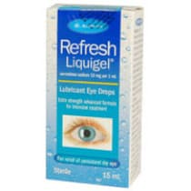 Refresh Liquigel Eye Drops 15ml