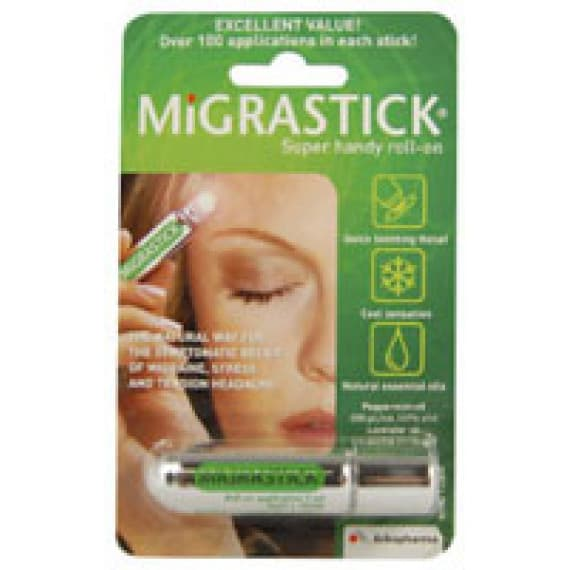Migrastick 3ml Natural Relief For Headaches