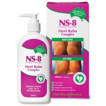 Nutri-Synergy NS-8 Heel Balm Complex 250ml