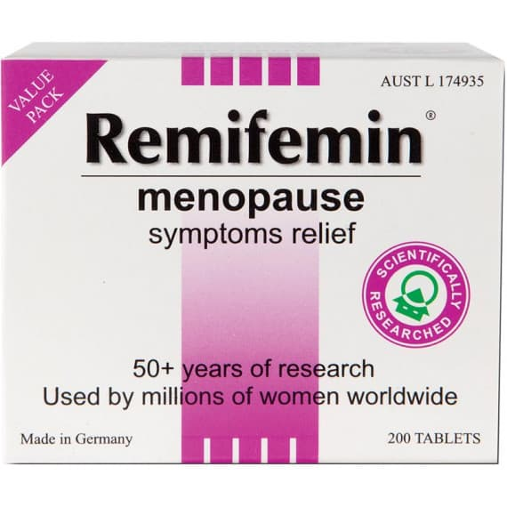 Remifemin 200 Tablets