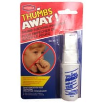 Thumbs Away Thumb Sucking Inhibitor 30ml