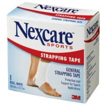 Nexcare Professional Sports Tape White 38mm x 13.7m
