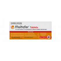 Maltofer Oral Iron Tablet 30 Tablets