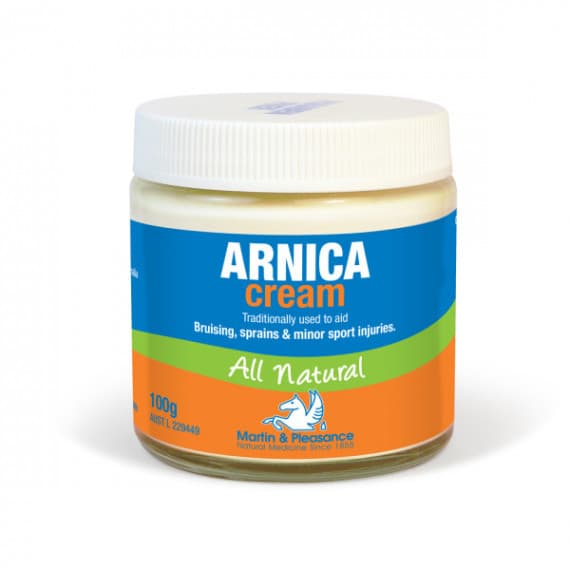 Martin & Pleasance Arnica Herbal Cream Jar 100g