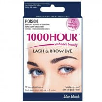 1000 Hour Lash & Brow Dye Kit Blue Black