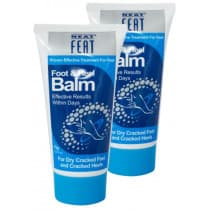 Neat Feet Foot & Heel Balm 75g Twin Pack