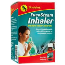 Bosistos Euco Steam Inhaler Combo Pack