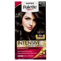 Napro Palette Hair Colour 1-0 Black