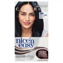 Clairol Nice N Easy 2BB Natural Blue Black