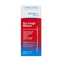 Pharmacy Choice Dry Cough 200ml