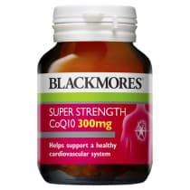 Blackmores Super Strength CoQ10 300mg 30 Capsules