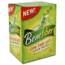 Benefiber On The Go Stick Packs 28