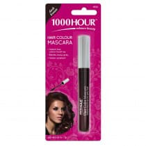 1000 Hour Hair Colour Mascara Dark Brown 7g
