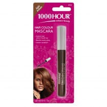1000 Hour Hair Colour Mascara Light Brown 7g