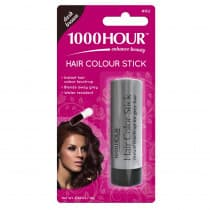 1000 Hour Hair Colour Stick Dark Brown 14g