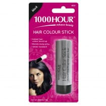 1000 Hour Hair Colour Stick Black 14g