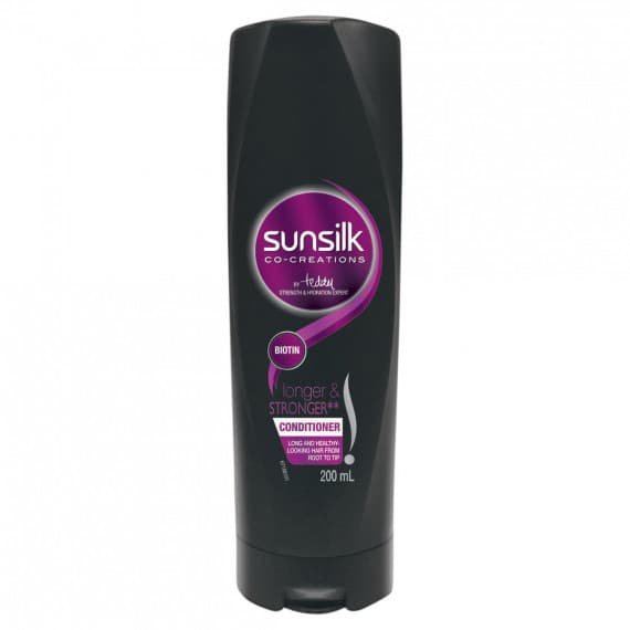 Sunsilk Longer & Stronger Conditioner 200ml