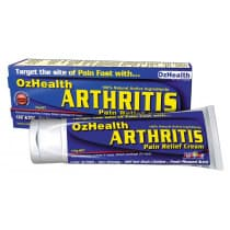 OzHealth Arthritis Pain Relief Cream 114g