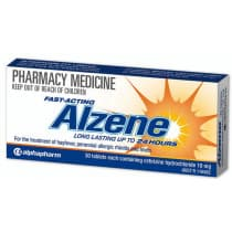Alzene 10mg 30 Tablets