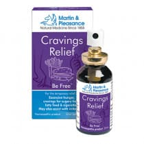 Martin & Pleasance Cravings Relief Oral Spray 25ml