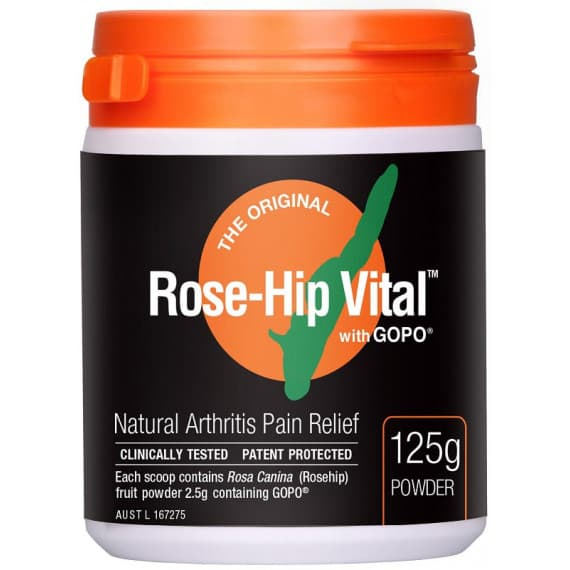 Rose-Hip Vital Powder 125g