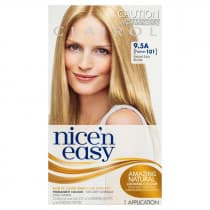 Clairol Nice N Easy 9.5A Natural Baby Blonde