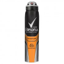 Rexona Men Adventure Antiperspirant Aerosol 250ml