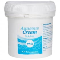 Aqueous Cream Sls Free 500g