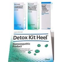 Heel Detox Kit 3 x 30ml Oral Liquid