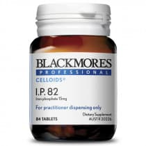 Blackmores Professional Celloids I.P.82 Tablets 84