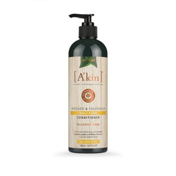 Akin Daily Shine Avocado & Calendula Conditioner 500ml