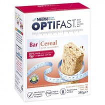 Optifast VLCD Bar Cereal 6 x 65g