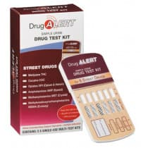 Drug Alert Street Drugs Drug Test Kit x 5 Tests