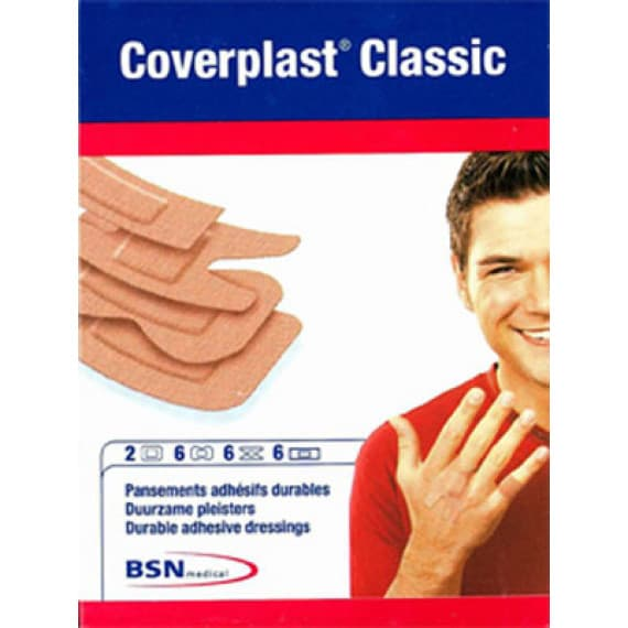 Coverplast Classic Assorted Strips 20