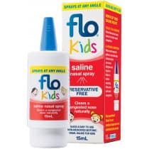 Flo Kids Saline Spray 15ml