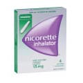 Nicorette Inhalator 4 Cartridges