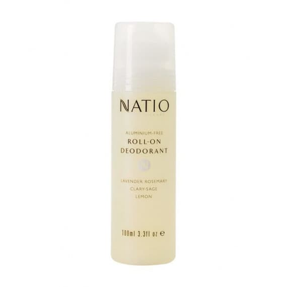 Natio Aluminum Free Roll-On Deodorant 100ml