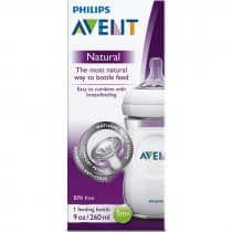 Avent Natural Feeding Bottle 260ml 1 Pack