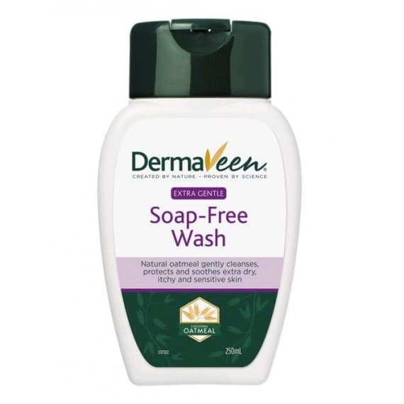 Dermaveen Extra Gentle Soap-Free Wash 250ml