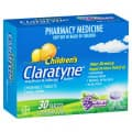 Claratyne Childrens Chewable 30 Tablets